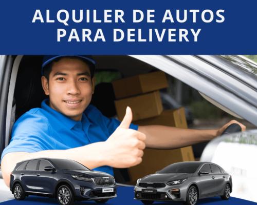 Delivery - Pacificar Car Rental