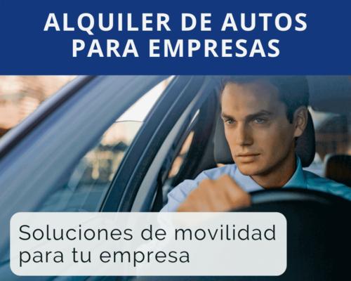 alquiler de autos para empresas en pacificar