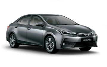 Reservar Toyota Corolla